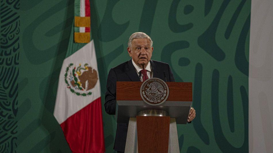 President Lopez Obrador Holds Press Briefing