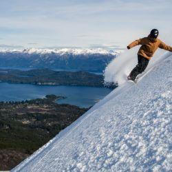 Cerro Bayo comenzó la temporada 2021 con una espectacular nevada y muchas familias disfrutando de las pistas.