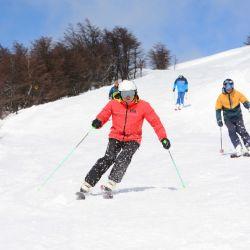El Cerro Perito Moreno, cercano a La Hoya, abrió oficialmente la temporada de esquí el pasado 9 de julio.