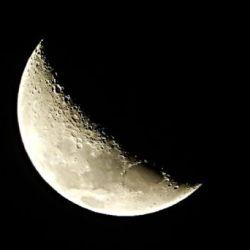 Luna de hoy 12 de julio