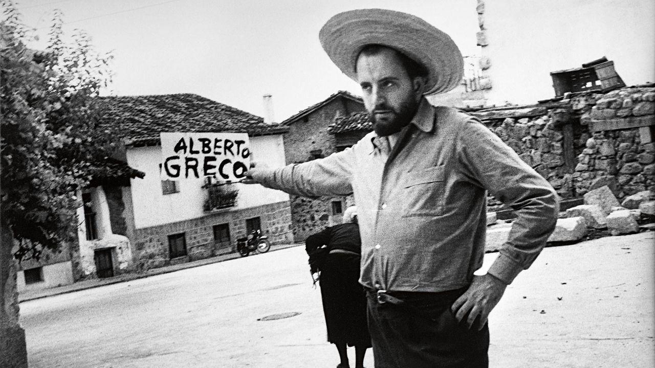 Alberto Greco | Foto:Museo Moderno