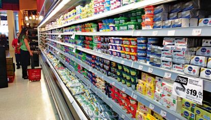 Góndolas de supermercados