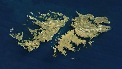 La soberanía de las Islas Malvinas entró en discusión esta semana en la Argentina.