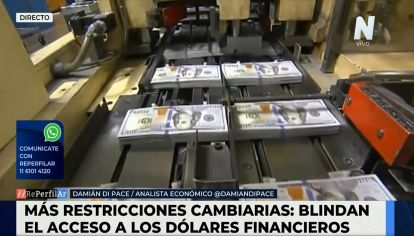Nuevo salto del dólar tras las medidas tomadas por el Banco Central