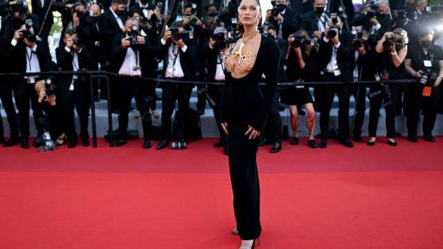 Bella Hadid en Cannes 2021