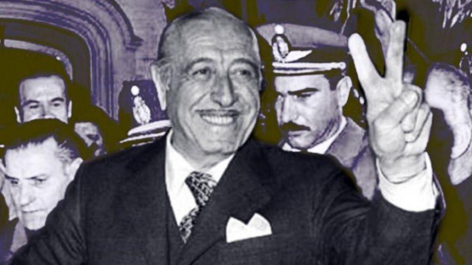 Cámpora Perón, Lanusse, Santucho. 20210712