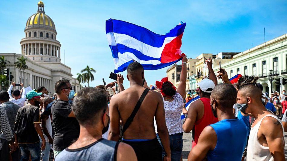Protestas en Cuba 20210712