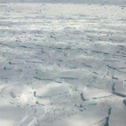 Estos dos nuevos lagos se encontraban ocultos en el límite entre las corrientes de hielo Mercer y Whillans.