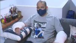 Fue atacado por un pitbull en Córdoba 20210713
