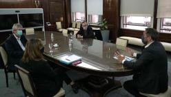Reunión Juan Cabandié y el CAA