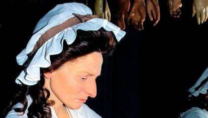 Madame Tussaud, vinculada a la revolución francesa
