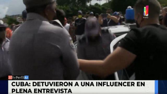 """Represión en Cuba   """"Es la protesta más grave que se dio en los últimos 30 años"""", dijo un experto"""