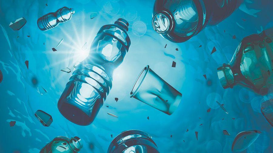 La nueva agua libre de envases
