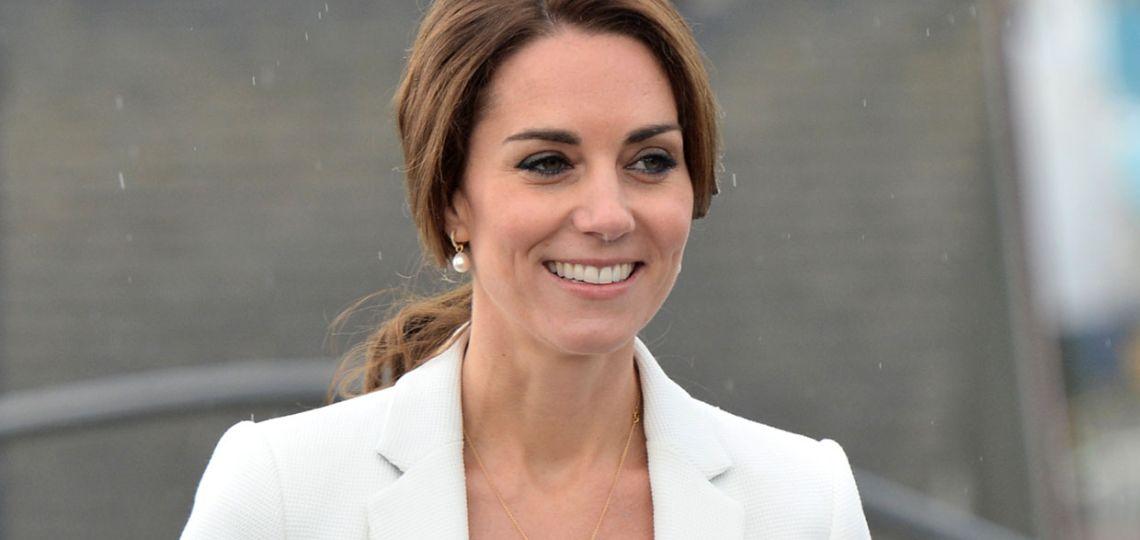 Los aros low cost de Kate Middleton que querés tener