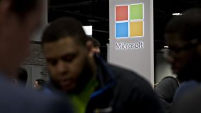 Microsoft CEO Satya Nadella Speaks At The Microsoft Inspire Conference
