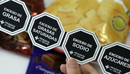 Etiquetado de alimentos: cómo funcionará si se aprueba la ley