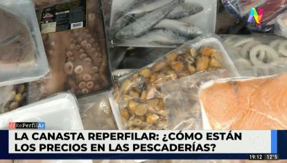 Observatorio de RePefilAr: Cuánto cuesta comprar pescado