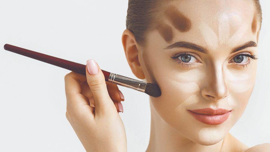 El contouring es una técnica para esculpir el rostro. El secreto para lograrlo está en marcar los puntos de luces y sombras.