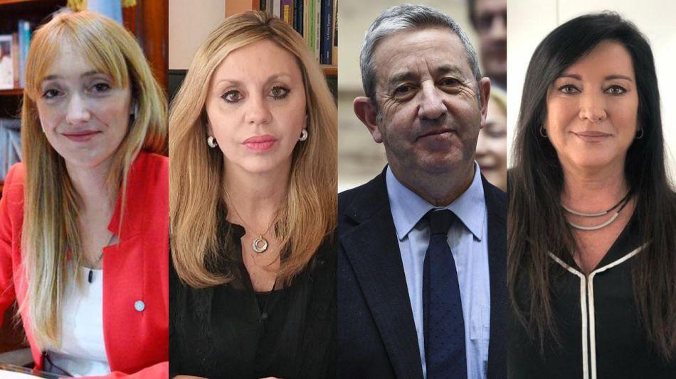 Anabel Fernández Sagasti, María de los Ángeles Sacnun, Julio Cobos y Laura Rodríguez Machado 20210714