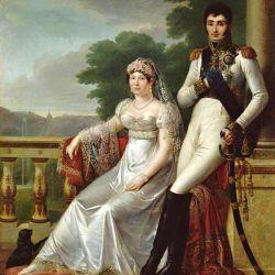 Napoleón le obsequió la espada a su hermano Jerónimo I Bonaparte como regalo de bodas.