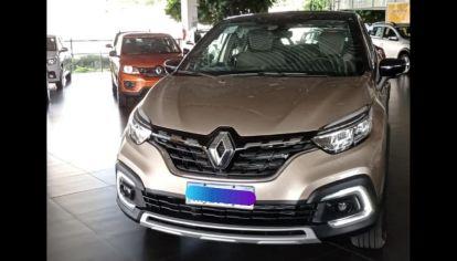 Primeras imágenes del nuevo Renault Captur en concesionarios