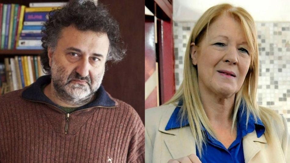 Alejandro Rozitchner y Margarita Stolbizer 2010715