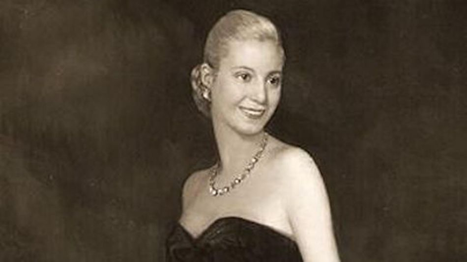 Eva Perón tumba 20210715