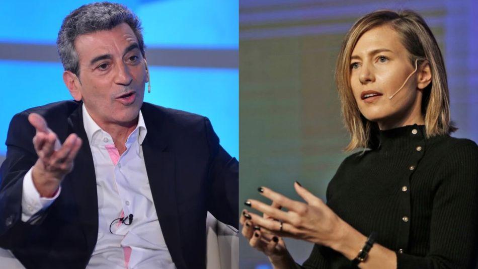 Florencio Randazzo con Carolina Castro 20210715