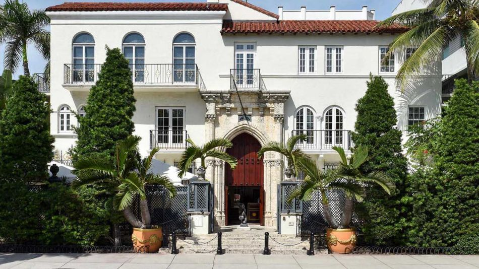 Hallan dos cadáveres en la antigua mansión de Gianni Versace en Miami Beach 20210715
