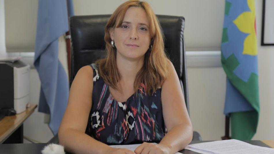 Mara Ruíz Malec, ministra de Trabajo de la Provincia de Buenos Aires 20210715