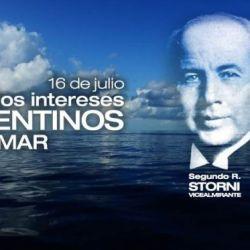 El almirante Segundo Rosa Storni nació el 16 de julio de 1876, en la provincia de Tucumán.