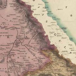 Old Dongola fue la capital de Makuria, uno de los tres reinos nubios cristianos.