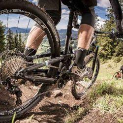 Las bicis de doble suspensión son mucho más caras que una mountain bike rígida.