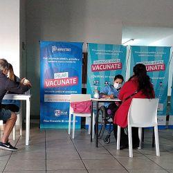 Confirman la donación de vacunas de Estados Unidos al país.