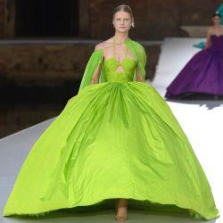 Valentino presentó su colección alta costura en Venecia