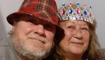 Gustavo y Evangelina, los amores de Miriam