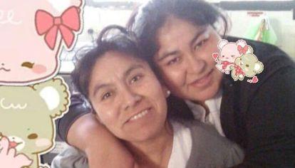 Juntas. Irene y Antonia se dedicaban a la salud.