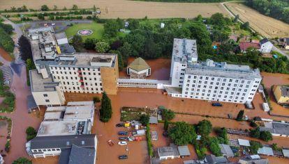 inundaciones en Alemania 20210716