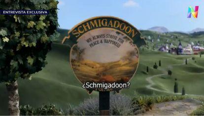 Se estrena Schmigadoon y su protagonista, Keegan-Michael Key habló con RePerfilAr