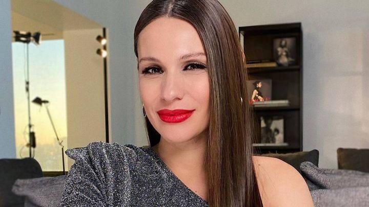 Pampita mamá: el primer video de Ana que muestra su hermosa carita