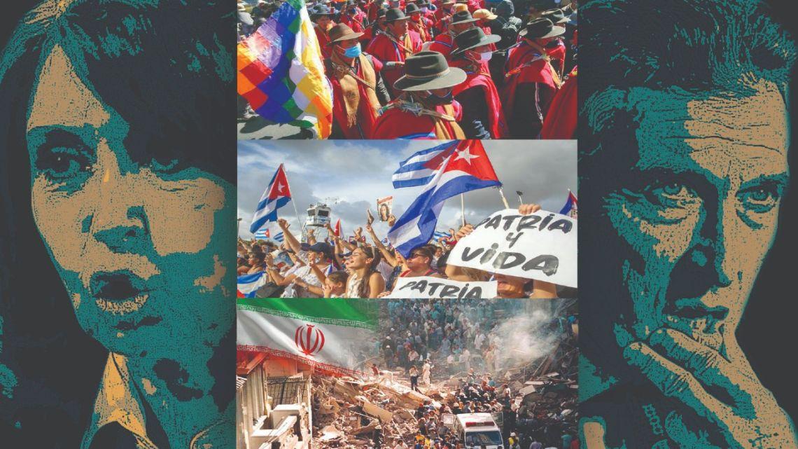 Geopolitics and the ideological populism of Macri and Cristina