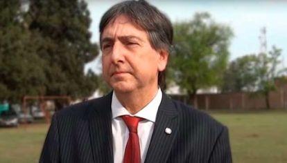POLEMICO. Salas dirige la Sociedad Rural de Córdoba desde 2018 y afirma que no recibe apoyo del gobierno.