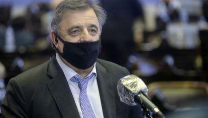 INDECISO. No hubo manifestaciones concretas de Negri y esa incertidumbre empezó a inquietar.