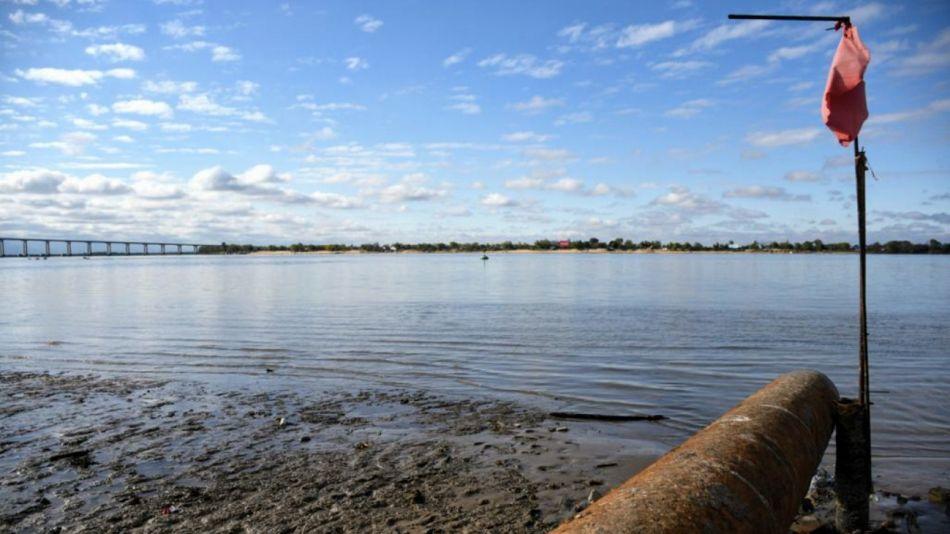bajante rio parana g_20210717