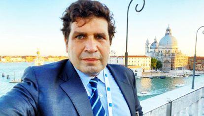 En Venecia. Chodos sostiene que las bilaterales permitieron explicar los desafíos de Argentina.