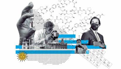 Un variado grupo de científicos de distintas especialidades asesoró al gobierno uruguayo en el combate al coronavirus. Sus aportes evitaron grietas y medidas apresuradas y lograron el acompañamiento de la población.