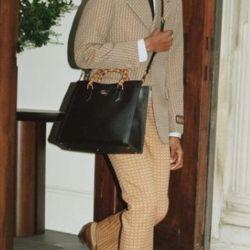 Gucci reedita un bolso retro en homenaje a Lady Di