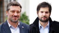 Gabriel Boric y Sebastián Sichel 20210719