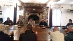 Reunión mesa de enlace Santa Fe