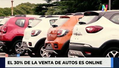 Tendencia: compra online y delivery puerta a puerta de autos usados